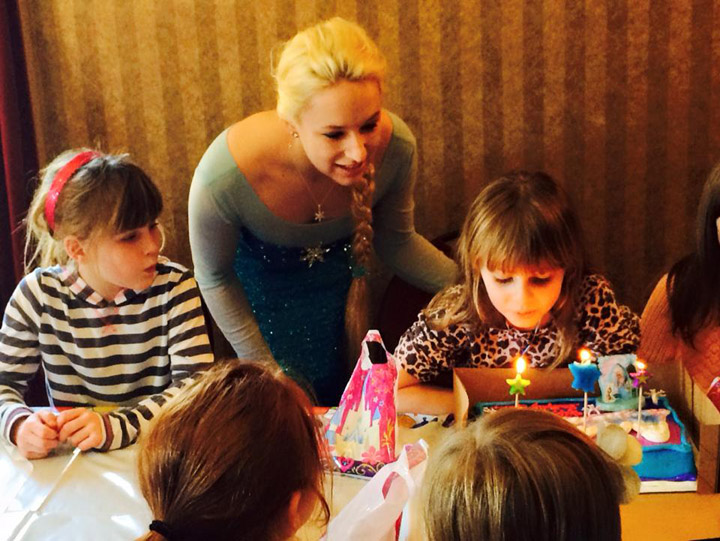 The Storybook Forest Princess Birthday Parties in Kansas City