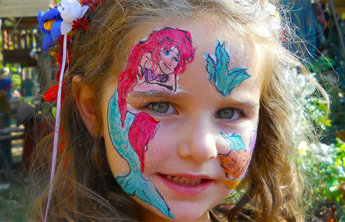face painting prices little girl