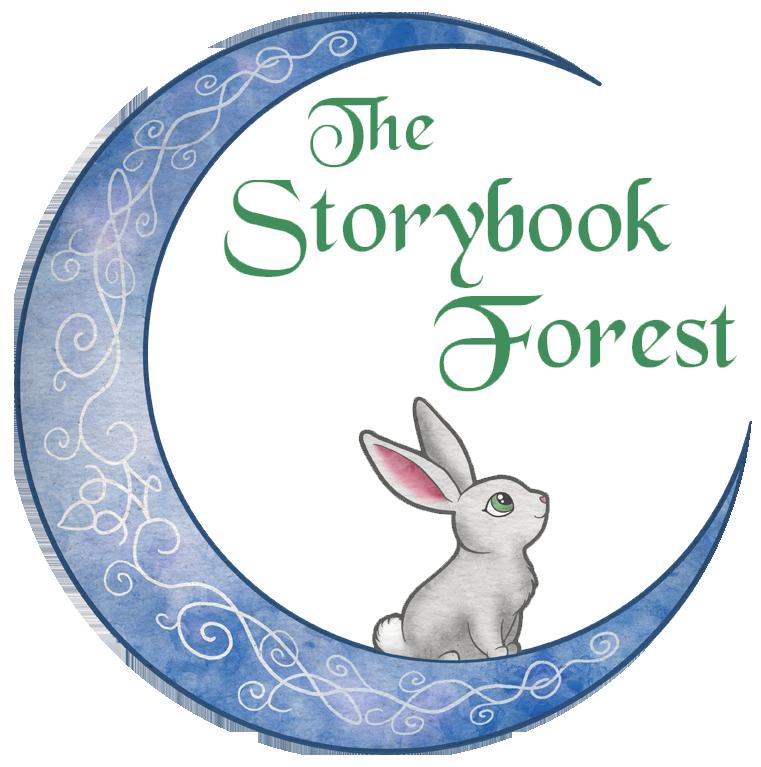 storybook forest logo princess party entertainment kansas city